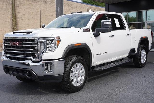 Used 2021 GMC Sierra 2500HD SLT for sale $76,991 at Gravity Autos Roswell in Roswell GA 30076 6