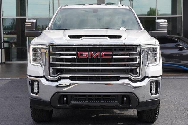 Used 2021 GMC Sierra 2500HD SLT for sale $76,991 at Gravity Autos Roswell in Roswell GA 30076 7