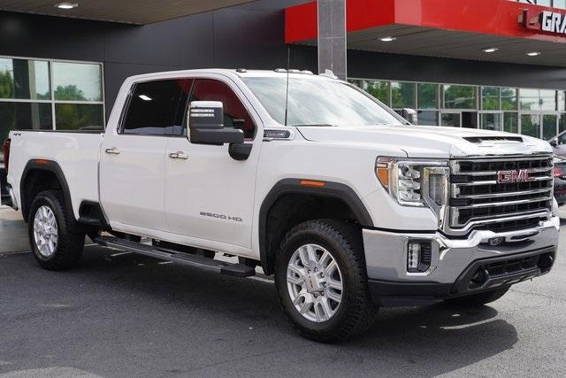 Used 2021 GMC Sierra 2500HD SLT for sale $76,991 at Gravity Autos Roswell in Roswell GA 30076 8
