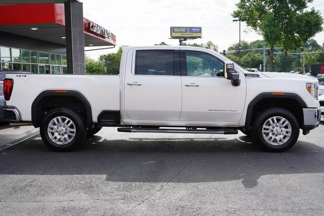Used 2021 GMC Sierra 2500HD SLT for sale $76,991 at Gravity Autos Roswell in Roswell GA 30076 9