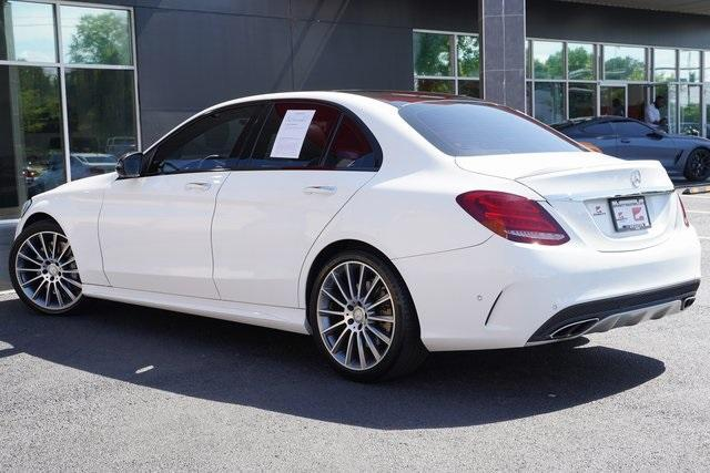 Used 2016 Mercedes-Benz C-Class C 450 AMG for sale $35,991 at Gravity Autos Roswell in Roswell GA 30076 11