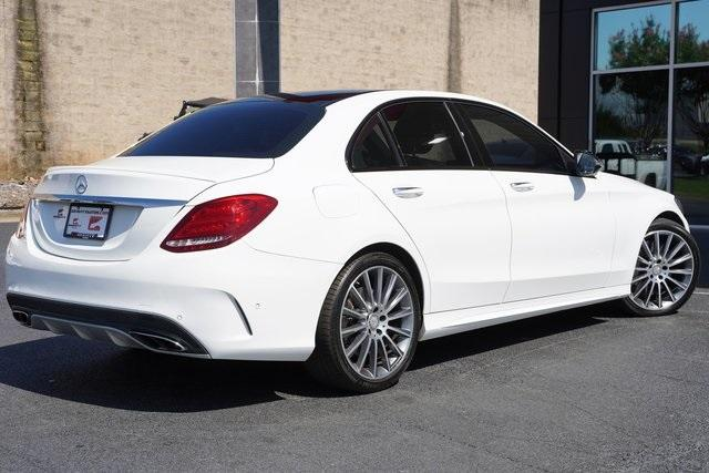 Used 2016 Mercedes-Benz C-Class C 450 AMG for sale $35,991 at Gravity Autos Roswell in Roswell GA 30076 13