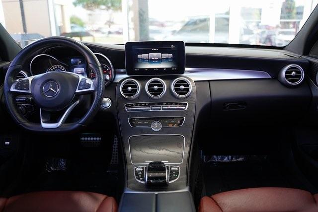 Used 2016 Mercedes-Benz C-Class C 450 AMG for sale $35,991 at Gravity Autos Roswell in Roswell GA 30076 15