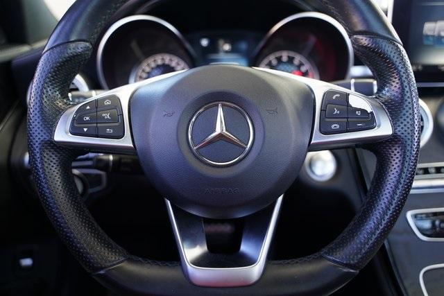 Used 2016 Mercedes-Benz C-Class C 450 AMG for sale $35,991 at Gravity Autos Roswell in Roswell GA 30076 16