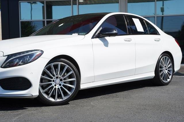Used 2016 Mercedes-Benz C-Class C 450 AMG for sale $35,991 at Gravity Autos Roswell in Roswell GA 30076 3