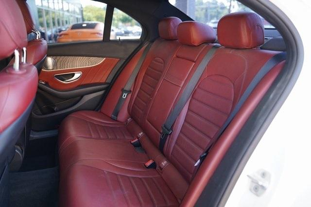 Used 2016 Mercedes-Benz C-Class C 450 AMG for sale $35,991 at Gravity Autos Roswell in Roswell GA 30076 30