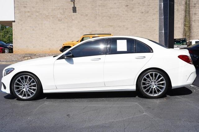 Used 2016 Mercedes-Benz C-Class C 450 AMG for sale $35,991 at Gravity Autos Roswell in Roswell GA 30076 4