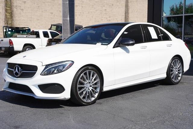 Used 2016 Mercedes-Benz C-Class C 450 AMG for sale $35,991 at Gravity Autos Roswell in Roswell GA 30076 5