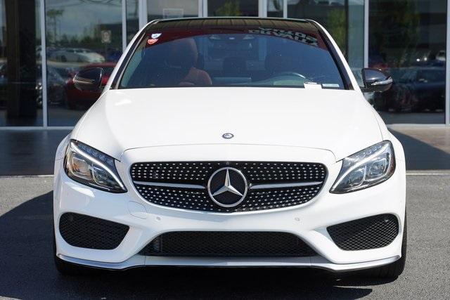 Used 2016 Mercedes-Benz C-Class C 450 AMG for sale $35,991 at Gravity Autos Roswell in Roswell GA 30076 6