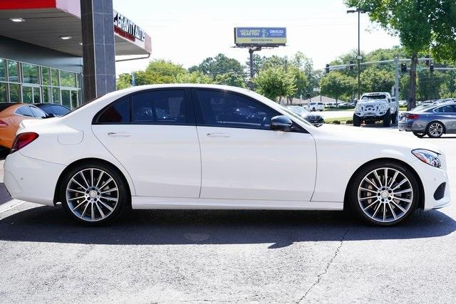 Used 2016 Mercedes-Benz C-Class C 450 AMG for sale $35,991 at Gravity Autos Roswell in Roswell GA 30076 8