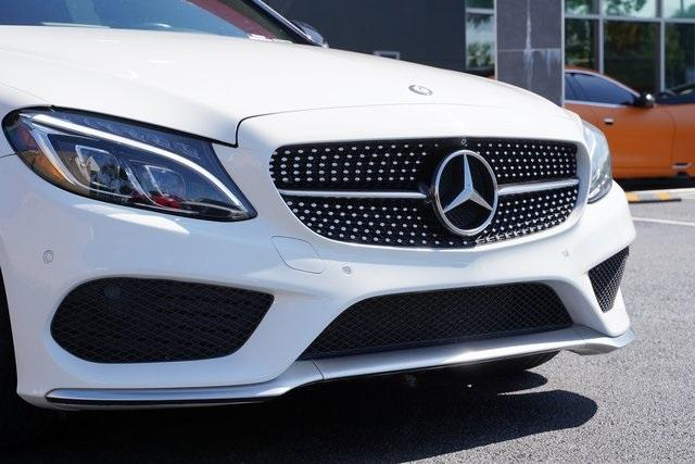 Used 2016 Mercedes-Benz C-Class C 450 AMG for sale $35,991 at Gravity Autos Roswell in Roswell GA 30076 9