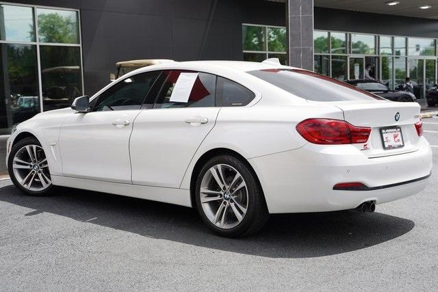 Used 2018 BMW 4 Series 430i Gran Coupe for sale Sold at Gravity Autos Roswell in Roswell GA 30076 11