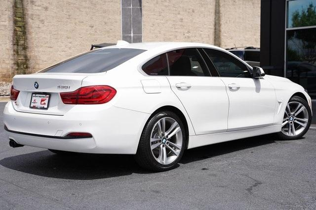 Used 2018 BMW 4 Series 430i Gran Coupe for sale Sold at Gravity Autos Roswell in Roswell GA 30076 13