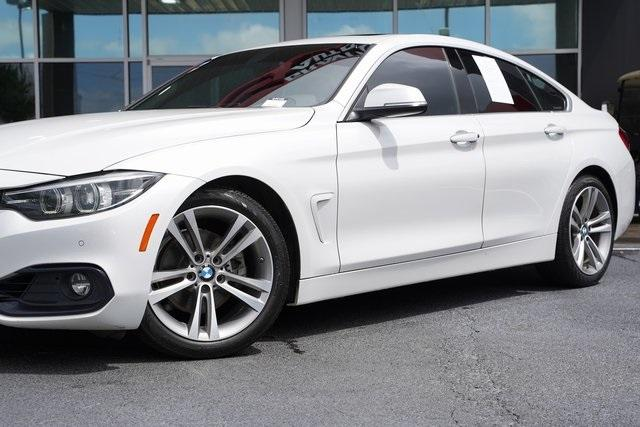 Used 2018 BMW 4 Series 430i Gran Coupe for sale Sold at Gravity Autos Roswell in Roswell GA 30076 3