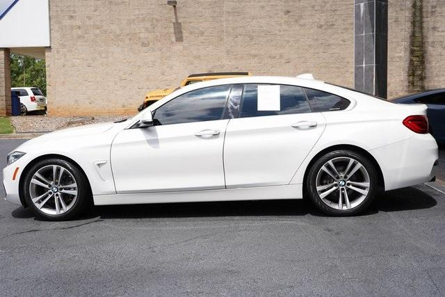 Used 2018 BMW 4 Series 430i Gran Coupe for sale Sold at Gravity Autos Roswell in Roswell GA 30076 4