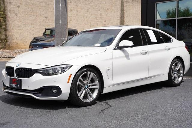 Used 2018 BMW 4 Series 430i Gran Coupe for sale Sold at Gravity Autos Roswell in Roswell GA 30076 5