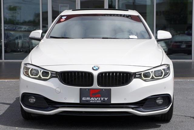Used 2018 BMW 4 Series 430i Gran Coupe for sale Sold at Gravity Autos Roswell in Roswell GA 30076 6