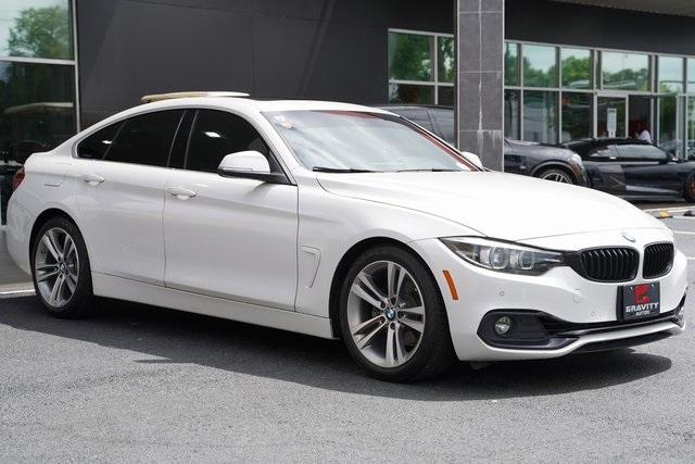 Used 2018 BMW 4 Series 430i Gran Coupe for sale Sold at Gravity Autos Roswell in Roswell GA 30076 7