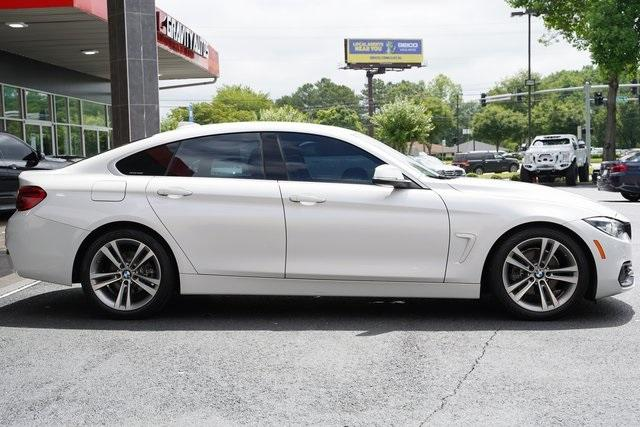 Used 2018 BMW 4 Series 430i Gran Coupe for sale Sold at Gravity Autos Roswell in Roswell GA 30076 8