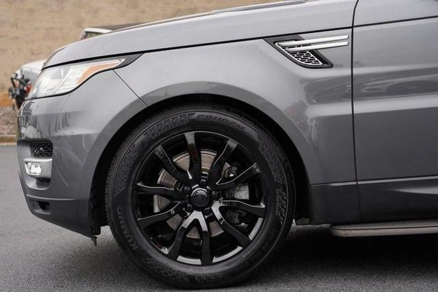 Used 2016 Land Rover Range Rover Sport HSE Td6 for sale $43,991 at Gravity Autos Roswell in Roswell GA 30076 10