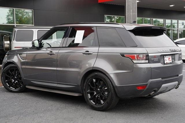 Used 2016 Land Rover Range Rover Sport HSE Td6 for sale $43,991 at Gravity Autos Roswell in Roswell GA 30076 11