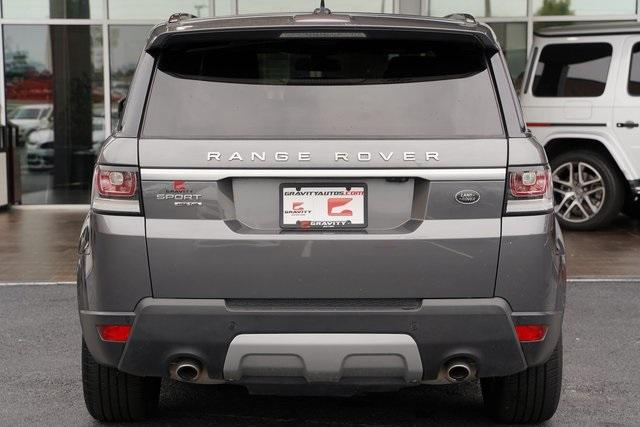 Used 2016 Land Rover Range Rover Sport HSE Td6 for sale $43,991 at Gravity Autos Roswell in Roswell GA 30076 12