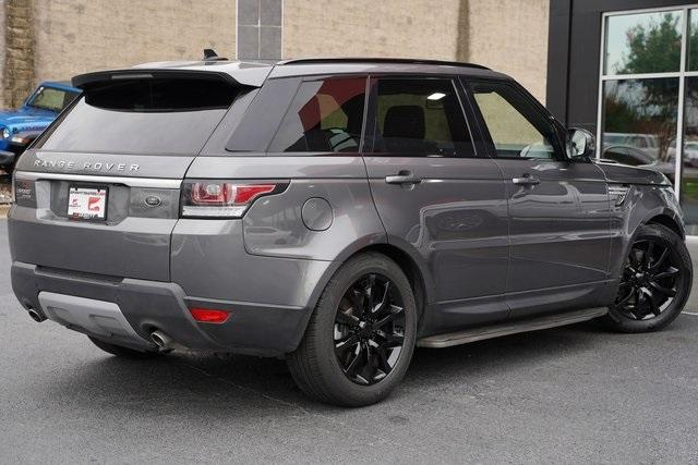 Used 2016 Land Rover Range Rover Sport HSE Td6 for sale $43,991 at Gravity Autos Roswell in Roswell GA 30076 13