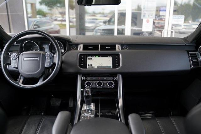 Used 2016 Land Rover Range Rover Sport HSE Td6 for sale $43,991 at Gravity Autos Roswell in Roswell GA 30076 14