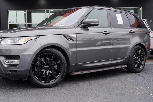 Used 2016 Land Rover Range Rover Sport HSE Td6 for sale $43,991 at Gravity Autos Roswell in Roswell GA 30076 3