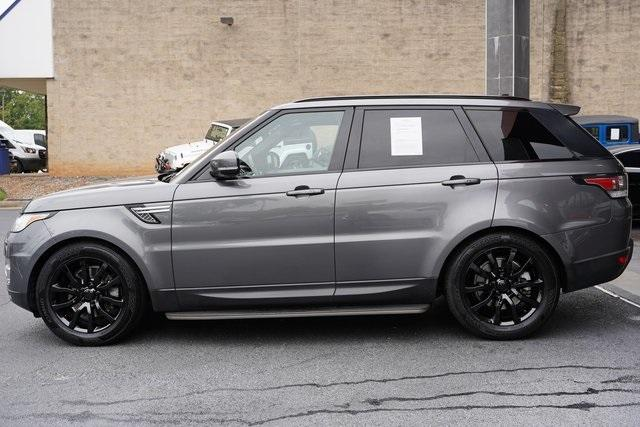 Used 2016 Land Rover Range Rover Sport HSE Td6 for sale $43,991 at Gravity Autos Roswell in Roswell GA 30076 4