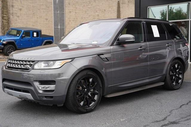 Used 2016 Land Rover Range Rover Sport HSE Td6 for sale $43,991 at Gravity Autos Roswell in Roswell GA 30076 5