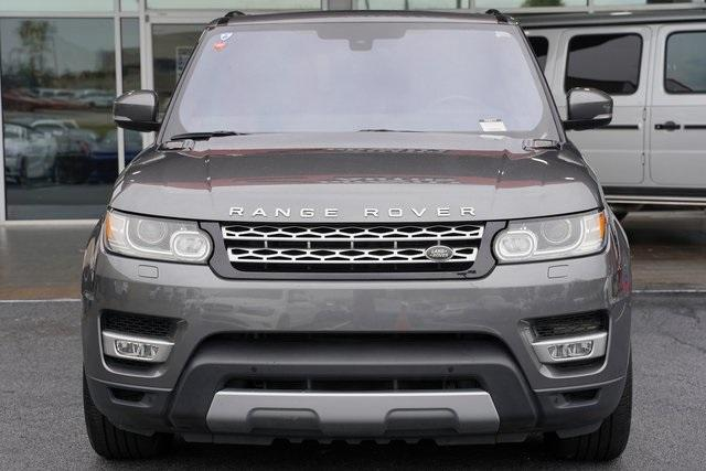 Used 2016 Land Rover Range Rover Sport HSE Td6 for sale $43,991 at Gravity Autos Roswell in Roswell GA 30076 6