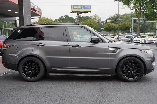 Used 2016 Land Rover Range Rover Sport HSE Td6 for sale $43,991 at Gravity Autos Roswell in Roswell GA 30076 8