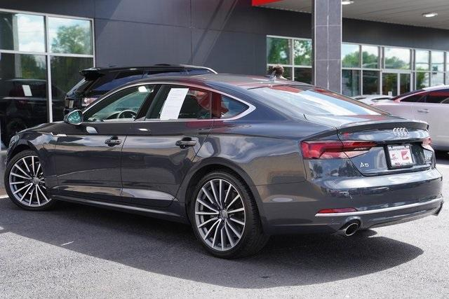 Used 2018 Audi A5 2.0T Premium Plus for sale $37,291 at Gravity Autos Roswell in Roswell GA 30076 11