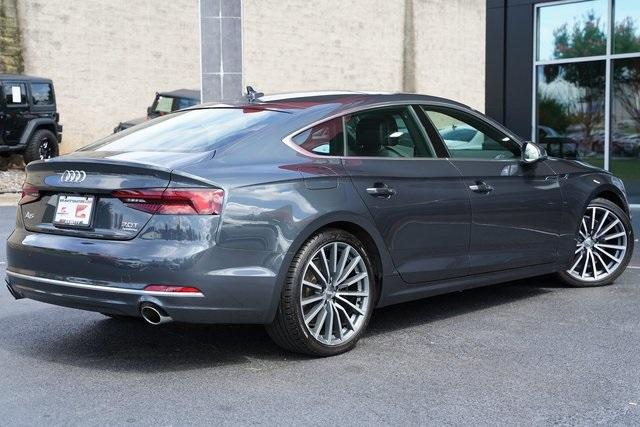Used 2018 Audi A5 2.0T Premium Plus for sale $37,291 at Gravity Autos Roswell in Roswell GA 30076 13