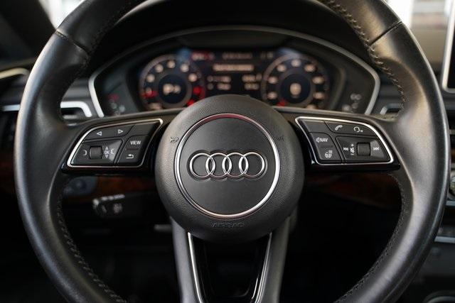 Used 2018 Audi A5 2.0T Premium Plus for sale $37,291 at Gravity Autos Roswell in Roswell GA 30076 16