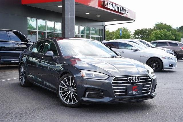 Used 2018 Audi A5 2.0T Premium Plus for sale $37,291 at Gravity Autos Roswell in Roswell GA 30076 2