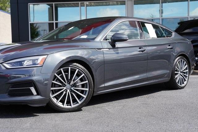 Used 2018 Audi A5 2.0T Premium Plus for sale $37,291 at Gravity Autos Roswell in Roswell GA 30076 3