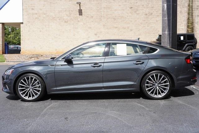 Used 2018 Audi A5 2.0T Premium Plus for sale $37,291 at Gravity Autos Roswell in Roswell GA 30076 4