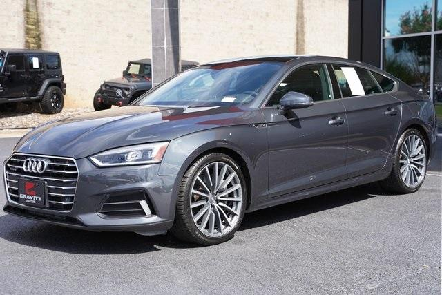 Used 2018 Audi A5 2.0T Premium Plus for sale $37,291 at Gravity Autos Roswell in Roswell GA 30076 5