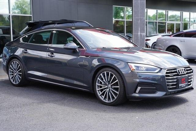 Used 2018 Audi A5 2.0T Premium Plus for sale $37,291 at Gravity Autos Roswell in Roswell GA 30076 7