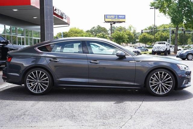 Used 2018 Audi A5 2.0T Premium Plus for sale $37,291 at Gravity Autos Roswell in Roswell GA 30076 8