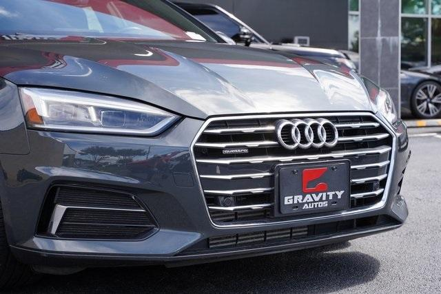 Used 2018 Audi A5 2.0T Premium Plus for sale $37,291 at Gravity Autos Roswell in Roswell GA 30076 9