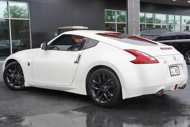 Used 2017 Nissan 370Z Base for sale $27,992 at Gravity Autos Roswell in Roswell GA 30076 11
