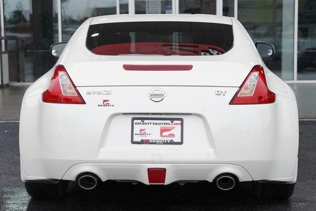 Used 2017 Nissan 370Z Base for sale $27,992 at Gravity Autos Roswell in Roswell GA 30076 12
