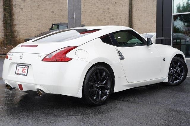Used 2017 Nissan 370Z Base for sale $27,992 at Gravity Autos Roswell in Roswell GA 30076 13