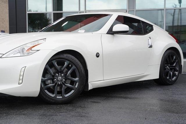 Used 2017 Nissan 370Z Base for sale $27,992 at Gravity Autos Roswell in Roswell GA 30076 3