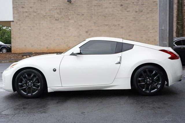 Used 2017 Nissan 370Z Base for sale $27,992 at Gravity Autos Roswell in Roswell GA 30076 4