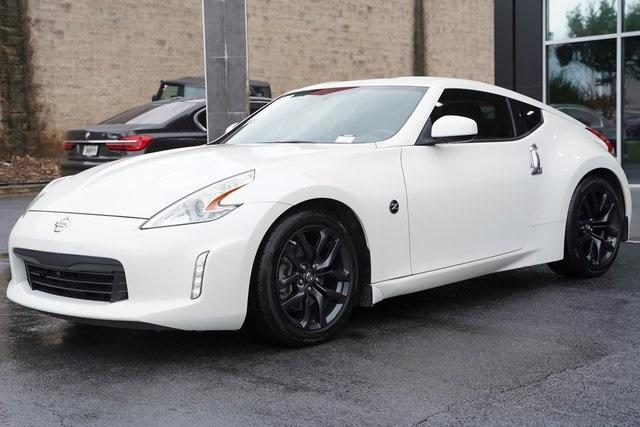 Used 2017 Nissan 370Z Base for sale $27,992 at Gravity Autos Roswell in Roswell GA 30076 5