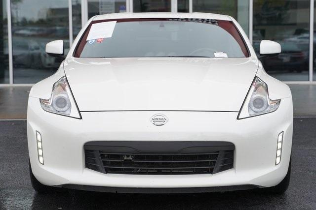 Used 2017 Nissan 370Z Base for sale $27,992 at Gravity Autos Roswell in Roswell GA 30076 6
